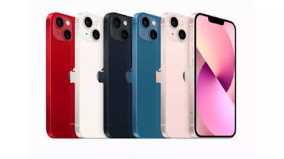 iPhone 13/13 Mini - Design
