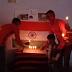 फ़िरोज़ाबाद में भीम आर्मी छात्र संघ द्वारा शहीदों को कैंडल जलाकर श्रद्धांजलि