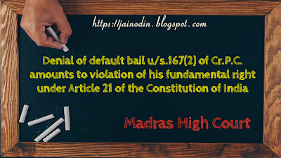Denial-of-default-bail-is-violation-of-fundamental-rights