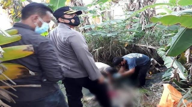 Wartawan Diduga Dibunuh Berbaju Pokja Wartawan Harian Kabupaten Tangerang