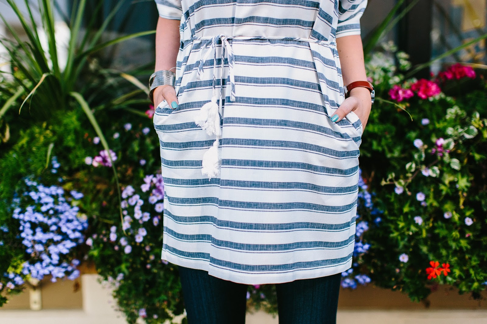 stripes, striped shirt, striped dress