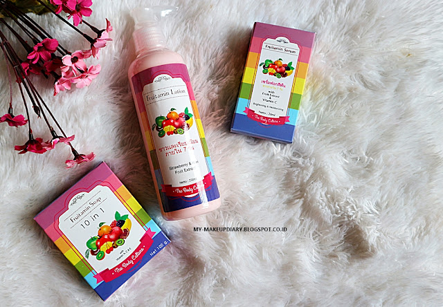 [REVIEW] RANGKAIAN SKINCARE THE BODY CULTURE