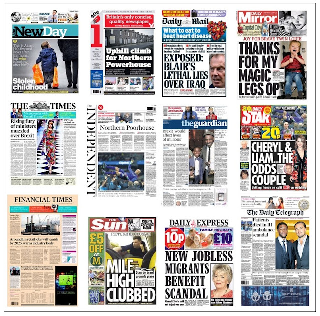 front pages 29-02-16