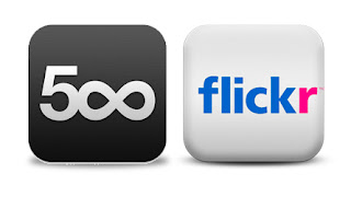 Flickr VS 500px
