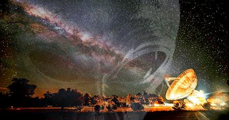 Alien Radio Signal From Proxima Centauri