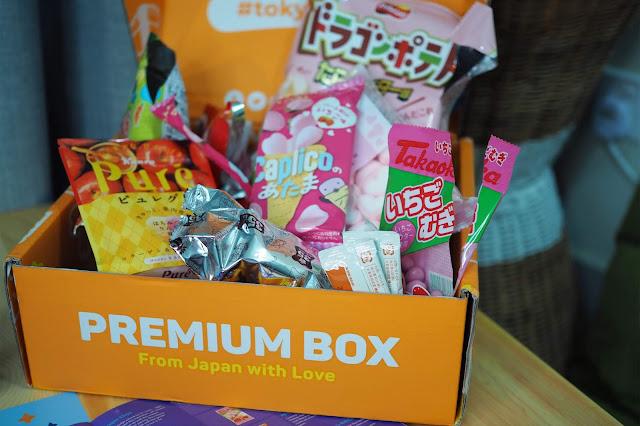Tokyo Treat snack japan food malaysia food blogger cestlajez asmr