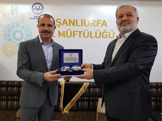 Bozova belediyesine yeni başkan yardımcısı