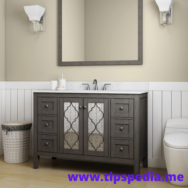 allen roth bathroom wall cabinet