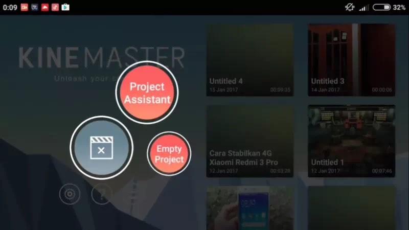 #1 Tutorial Cara Membuat Project Video