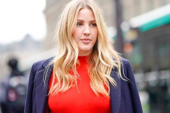 Ellie Goulding é britânica com maior número de músicas na Billboard Hot 100