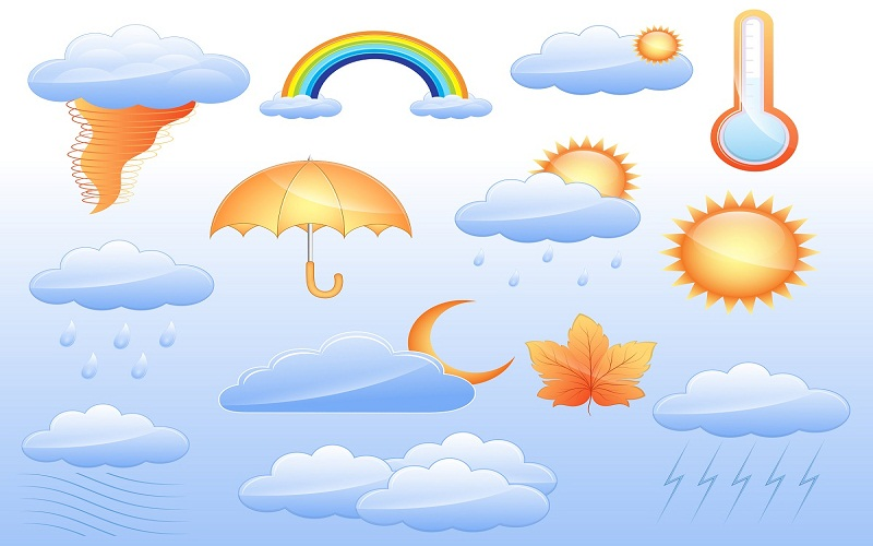 توقعات أحوال الطقس ليوم السبت 12.09.2020