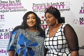 Photo-News: Famous Actress Foluke Daramola Open Restaurant And Bar ~Thecitypulsenews