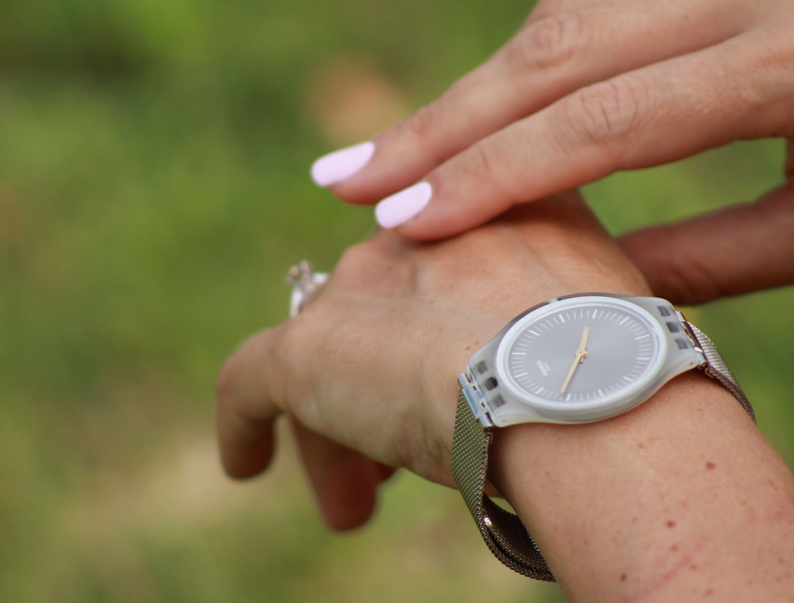 Skin di Swatch - #yourmove #swatchskin