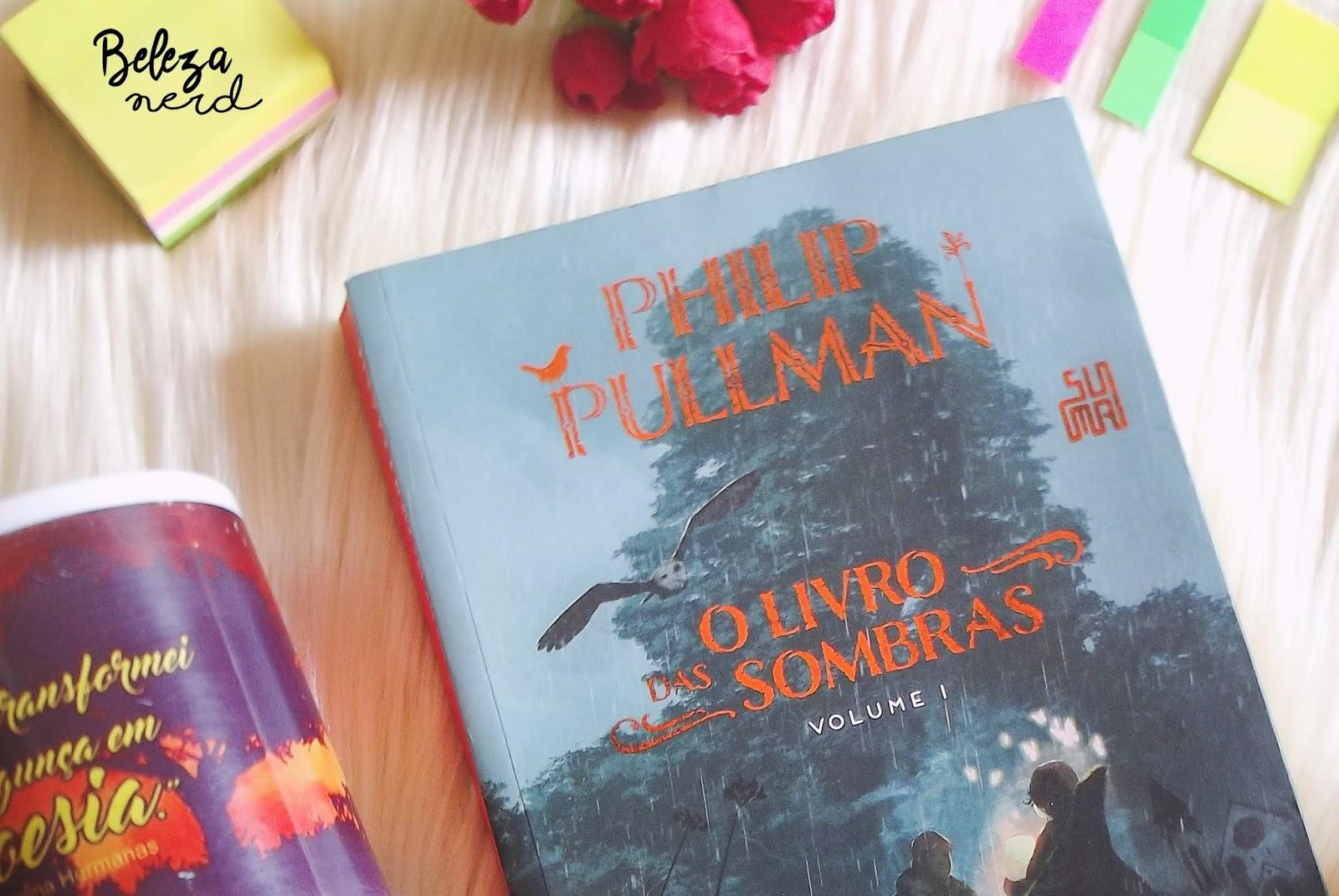 resenha o livro das sombras la belle sauvage