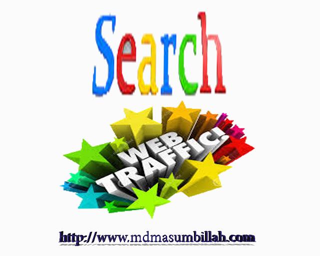 Search Traffic (Visitors)
