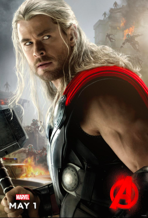 Marvel's Avengers: Age of Ultron In Theatres May 1