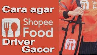 Cara agar Shopee Food Gacor
