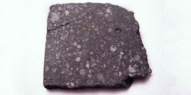 Protein Discovered Inside a Meteorite