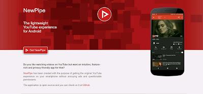 newpipe youtube alternative