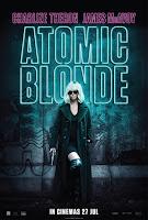 Atomic Blonde movie poster malaysia