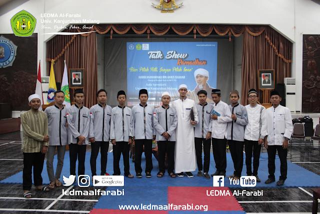 Talkshow Ramadhan 1439 H, Biar Patah Hati Jangan Patah Iman