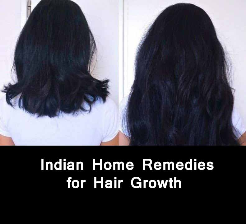 11 Indian Home Remedies for Hair Growth