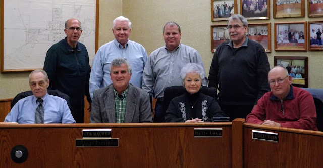 Metamora Village Board Meeting 3/21/2017, Metamora Herald