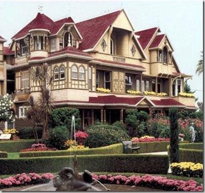 La misteriosa casa winchester venezblogger for La mansion casa hotel telefono