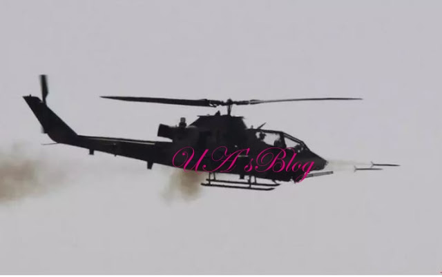 Ekiti Election: Helicopter With Money Lands In Government House