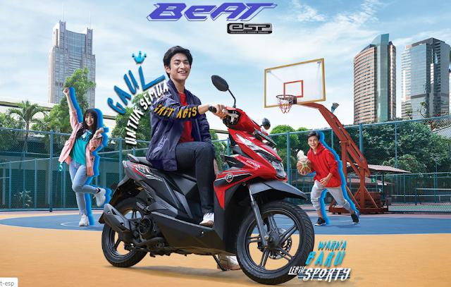 Honda Beat Street eSP Gaul Untuk Semua