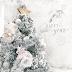Новогодняя ёлка и шары :) Просто для поднятия настроения пост♡