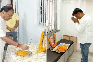 bjp-tribute-ambedkar-jamshedpur