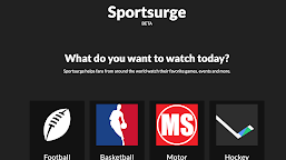 Sportsurge Alternatives - Top 12 Websites to Watch Live Sports Online
