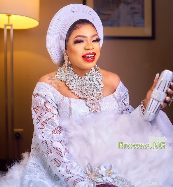 Trouble Breeding As Michelle Challenges Bobrisky To Come Out Without Makeup Or Filter