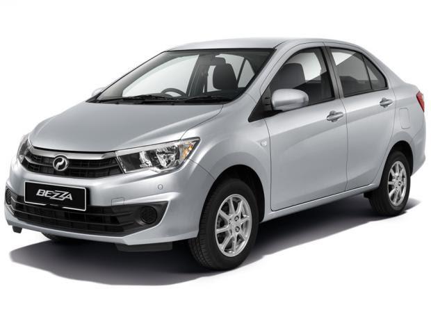 PROMOSI PERODUA MALAYSIA: Harga Bezza Standard 1.0 (Auto