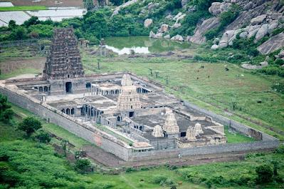 Venkataramana Temple Gingee Villupuram