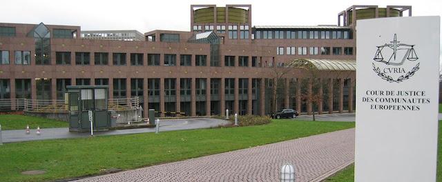 Tribunal de Justicia de la Union Europea y productos defectuosos