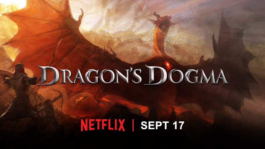 dragon's dogma anime series netflix september 17 capcom action fantasy cult classic