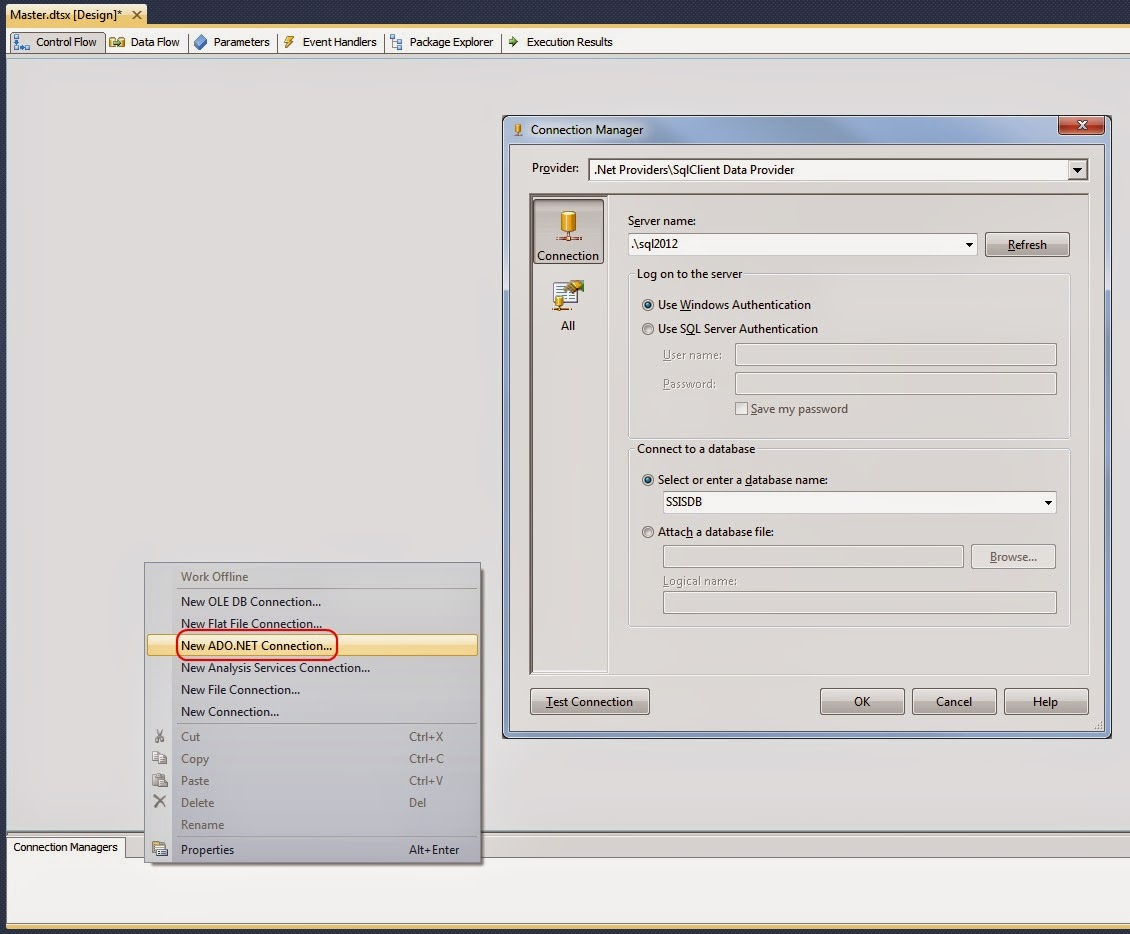Universiti Putra Malaysia 43400 Upm Serdang Selangor Microsoft Sql Server Integration Services Ssis 2012