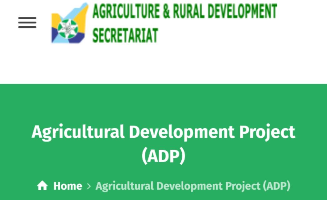 Dalilanda Yasa FMARD Suka Ce Unbanked Farmers Sukaiwa Agricultural Development Project (ADP) BVN Nasu