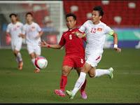 Vietnam disingkirkan Myanmar, Indonesia Jadi Juara Group dan Akan Bertemu Thailand di Semifinal