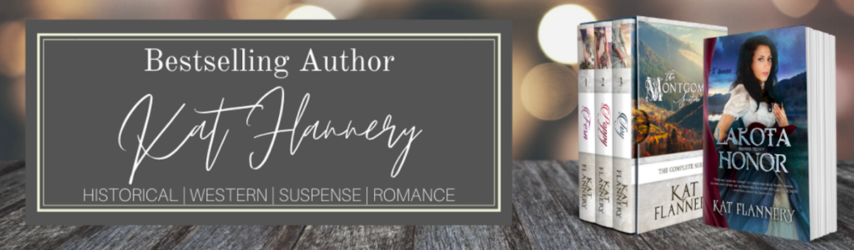 Bestselling Author, Kat Flannery