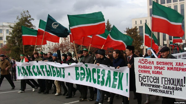 ВТОЦ, Милли Меджлис, Шура Аксакалов, партия «Иттифак», СТМ «Азатлык»
