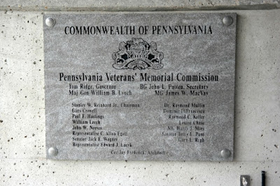 Pennsylvania Veterans' Memorial at the Indiantown Gap National Cemetery