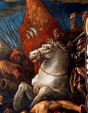 Arte elforneso cherubini mauro artwar arte tg storia for Battaglia di milano