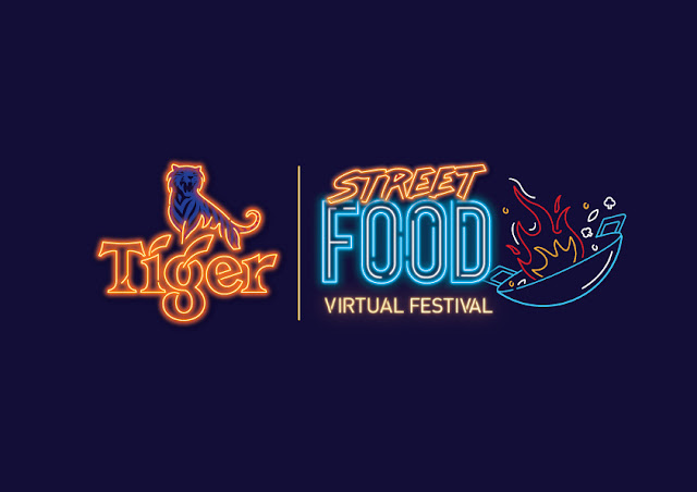 Tiger Street Food Virtual Festival 2020 Logo