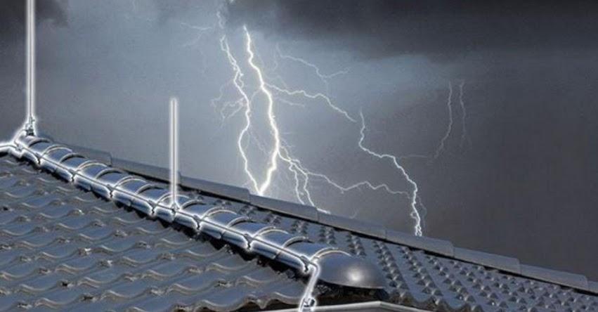 INACAL: Instituto Nacional de Calidad difunde normas técnicas sobre seguridad eléctrica en casos de tormenta