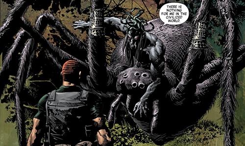 Ai Apaec es un villano de Marvel y Spiderman