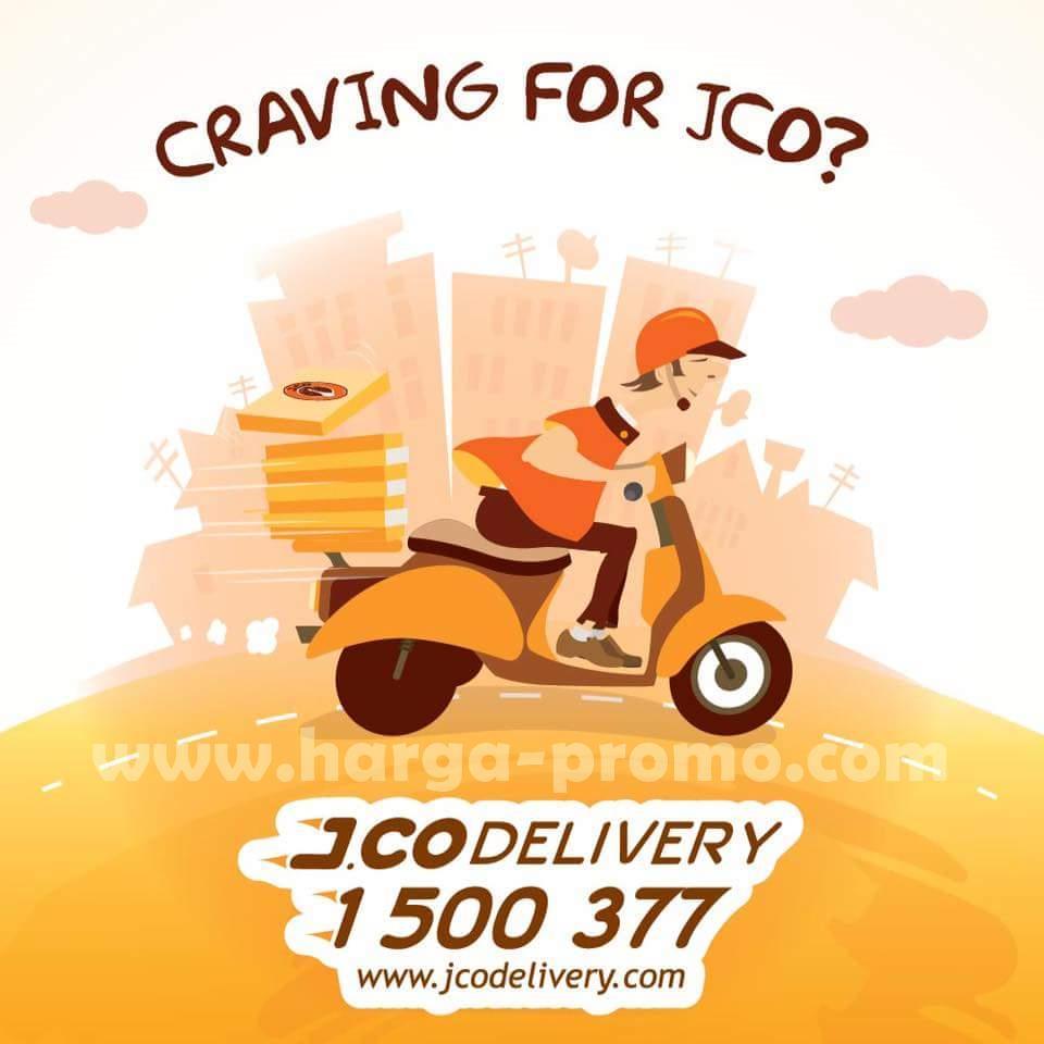 Daftar Harga Jco Donuts Jco Delivery Terbaru Harga Promo