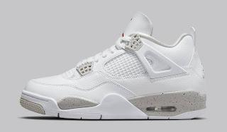 "Air Jordan 4 ""White Oreo"""